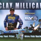 2006 NHRA TF Handout Clay Millican (version #1)