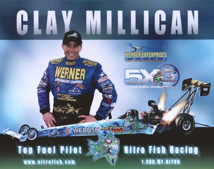 2006 NHRA TF Handout Clay Millican (version #3)