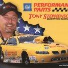 2006 Sportsman Handout Tony Stephenson Comp