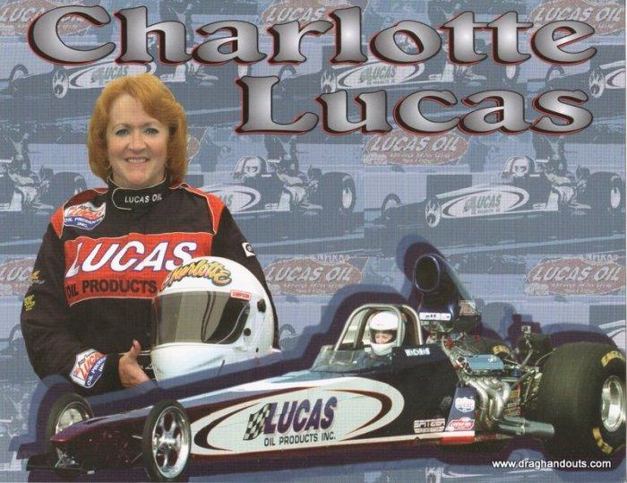 2006 Sportsman Handout Charlotte Lucas SC wm