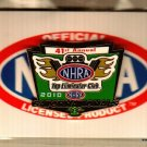 2010 NHRA Event Pin Gainesville Top Eliminator Club