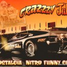 "2010 Nostalgia FC Handout ""Crazy Jake"" Mustang"