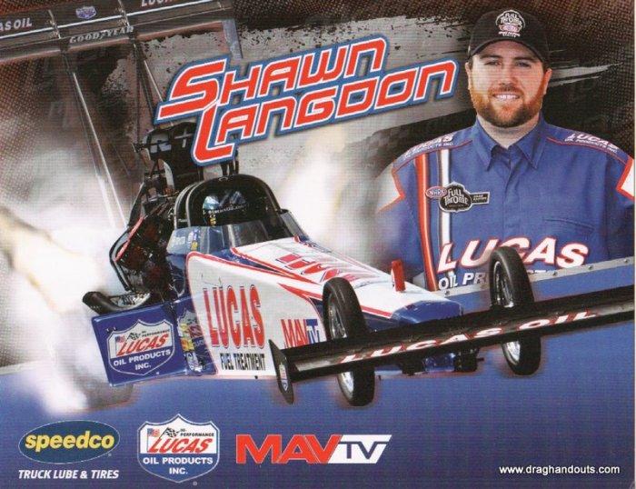 2010 TF Handout Shawn Langdon
