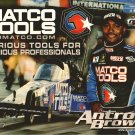2011 NHRA TF Handout Antron Brown (version #1)