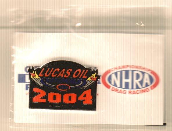 2004 NHRA Event Pin Brainerd