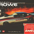 2011 NHRA PM Handout Danny Rowe