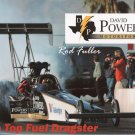 2005 NHRA TF Handout Hot Rod Fuller (version #3)