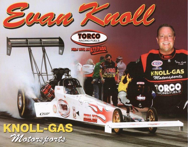 2005 NHRA TF Handout Evan Knoll