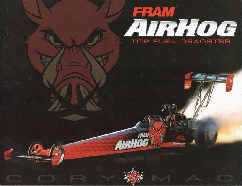 2005 NHRA TF Handout Corey McClenathan (version #2)