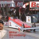 2005 NHRA TF Handout Mike Strasburg (version #1)