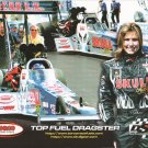 2005 NHRA TF Handout Melanie Troxel wm