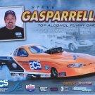 2011 NHRA AFC Handout Steve Gasparelli