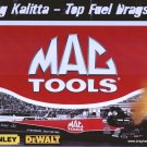 2011 NHRA TF Handout Doug Kalitta (version #2) Mac Tools