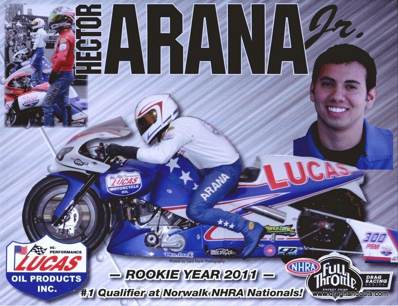 2011 NHRA PSB Handout Hector Arana Jr. (version #2)
