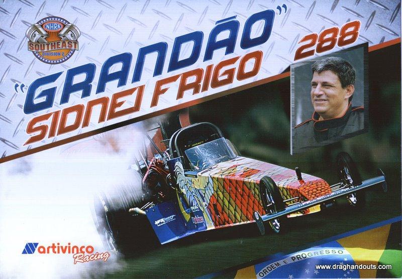 2011 NHRA TAD Handout Sidnei Frigo