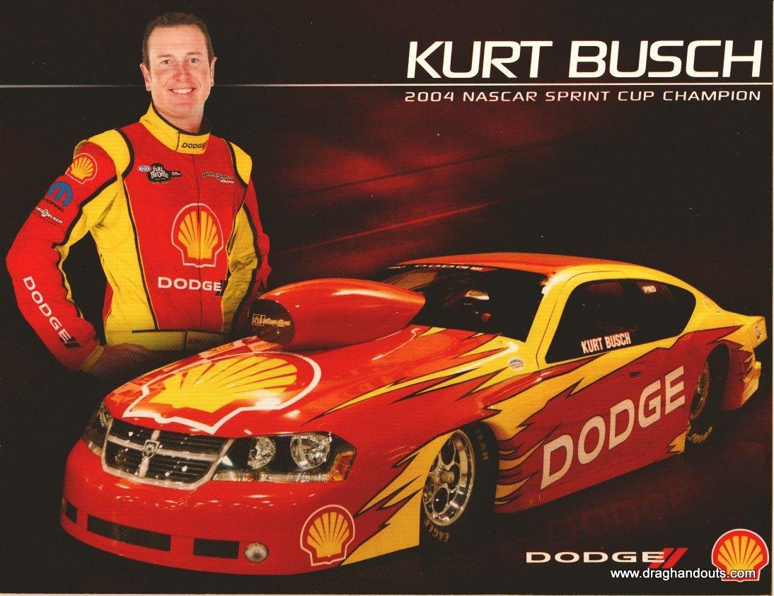 2011 NHRA PS Handout Kurt Busch