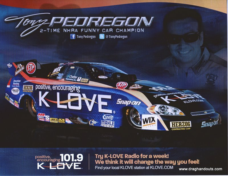 2011 NHRA FC Handout Tony Pedregon (version #6) K Love Indy