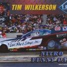 2011 NHRA FC Handout Tim Wilkerson