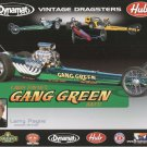 "2011 Nostalgia FED Handout ""Gang Green"""