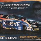 2011 NHRA FC Handout Tony Pedregon (version #8) K Love Charlotte