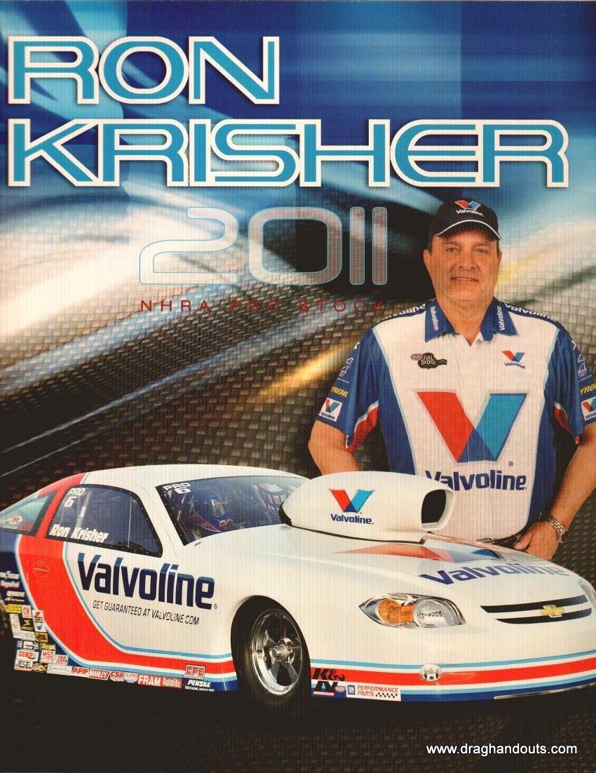 2011 NHRA PS Handout Ron Krisher