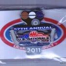 2011 NHRA Event Pin Indy #2