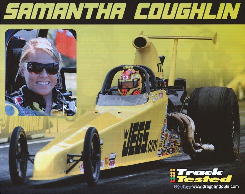 2011 NHRA Sportsman SC Handout Samantha Coughlin wm