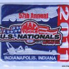 2011 NHRA Event Patch Indianapolis