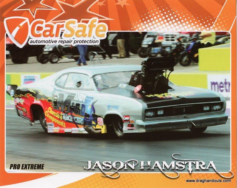 2011 NHRA PM Handout Jason Hamstra