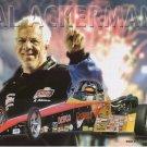 2011 NHRA Sportsman Comp Handout Al Ackerman