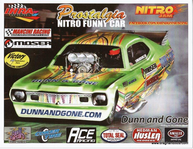 """2011 NFC Handout """"Dunn & Gone"""""""