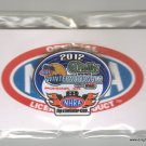 2012 NHRA Event Pin Pomona Winternationals Top Eliminator Club