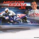 2012 NHRA PSB Handout Hector Arana Jr