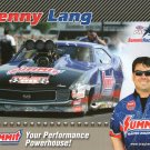 2012 NHRA PM Handout Kenny Lang