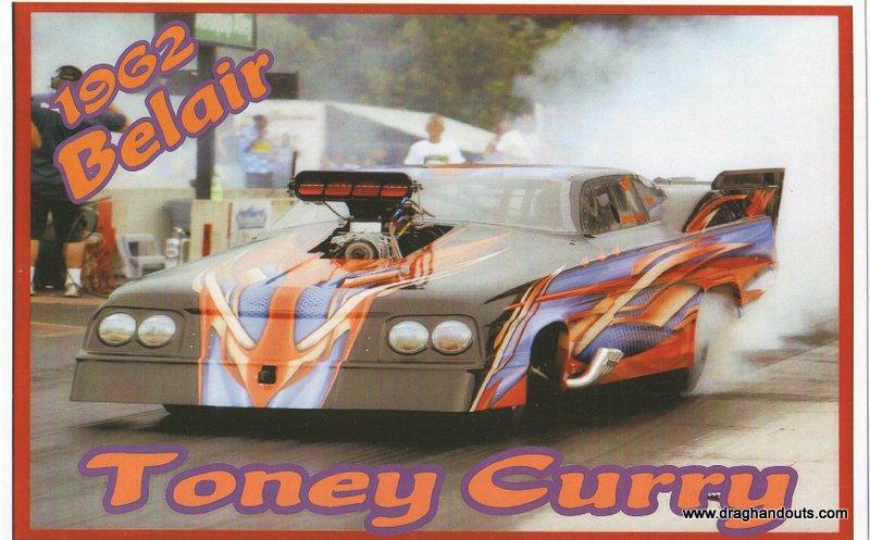 2011 Nostalgia SCT Handout Toney Curry