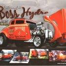 "2011 Nostalgia Gasser Handout ""Boss Hydro"""