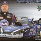 2012 NHRA FC Handout Robert Hight