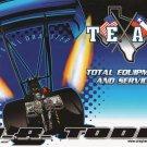 2012 NHRA TF Handout J.R. Todd (Texas)
