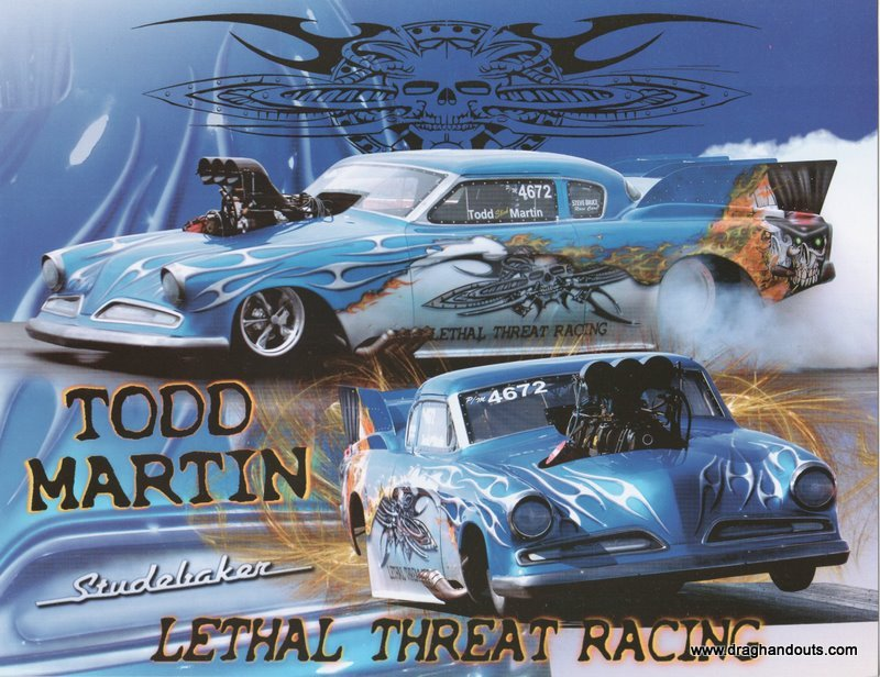 2011 NHRA PM Handout Todd Martin