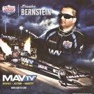 2012 NHRA TF Handout Brandon Bernstein