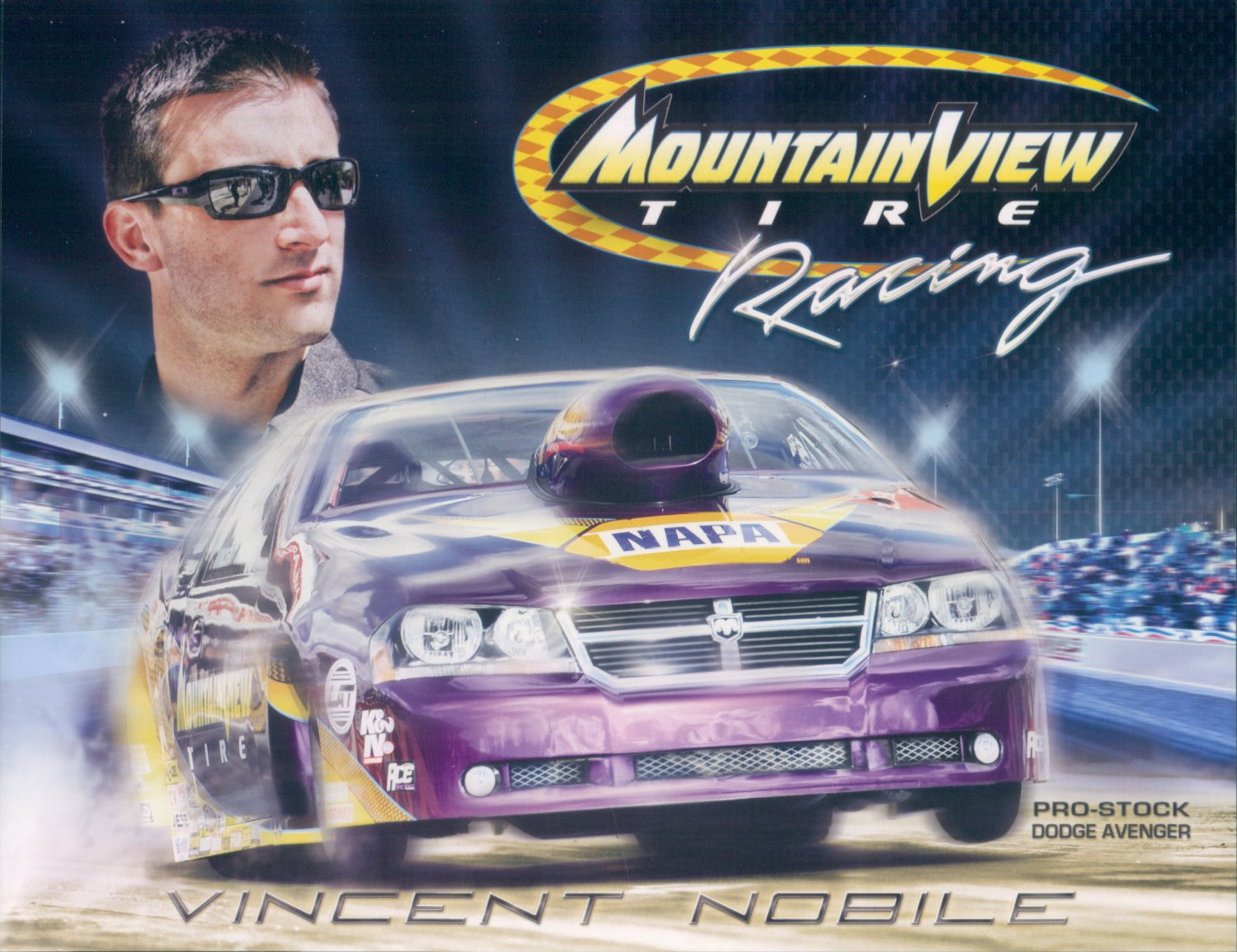 2012 NHRA PS Handout Vincent Nobile
