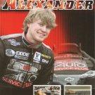 2012 NHRA FC Handout Blake Alexander (version #1)