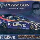 2012 NHRA FC Handout Tony Pedregon (K Love Toyota)