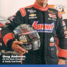2012 NHRA PS Handout Greg Anderson (Vivarin)