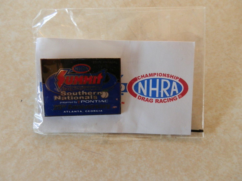 2005 NHRA Event Pin Atlanta