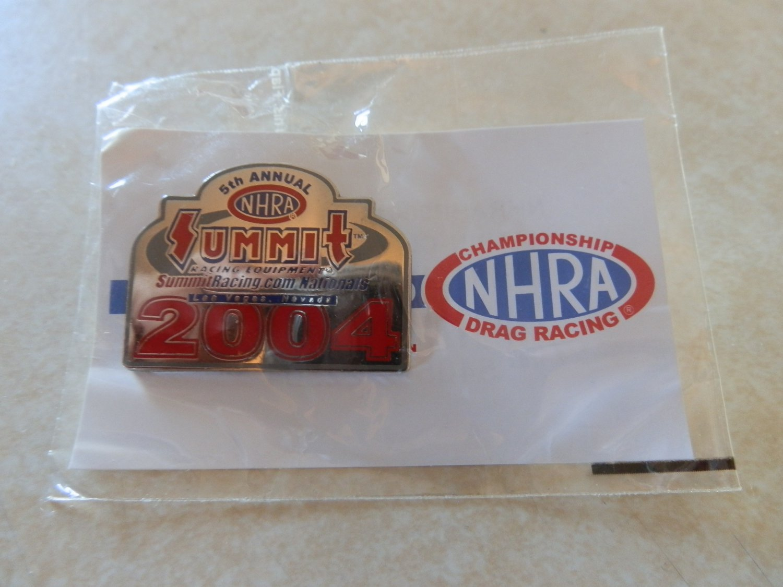 2004 NHRA Event Pin Las Vegas Spring Race