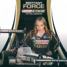 2013 NHRA TF Handout Brittany Force (version #1)