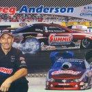 2013 NHRA PS Handout Greg Anderson