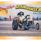 "2013 NHRA AA/FA Handout ""Groundshaker"""