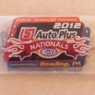 2012 NHRA Event Patch Reading